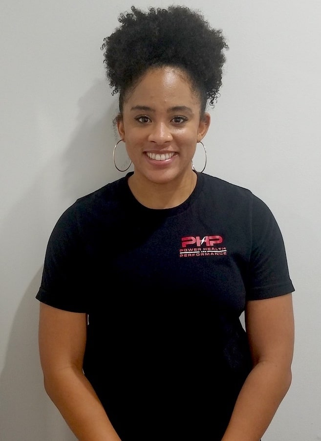 Sierra Brown in Harrison - Power Health and Performance