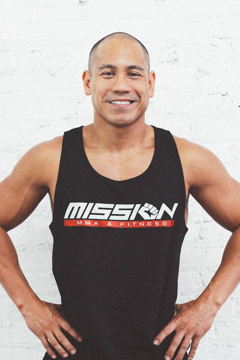 Jeremy Liban in 	 Chicago - Mission MMA And Fitness