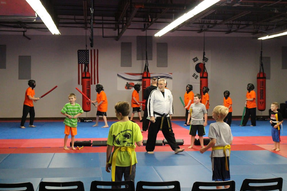 Taekwondo near North Mankato