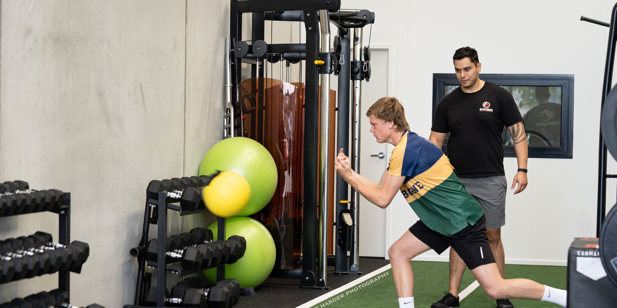 """<span style=""""font-size:xx-large;"""">Cheltenham's No. 1 Strength and Conditioning Facility!</span>"""