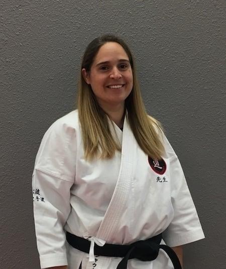 Shawna Puustinen in Juneau - Juneau Karate Academy