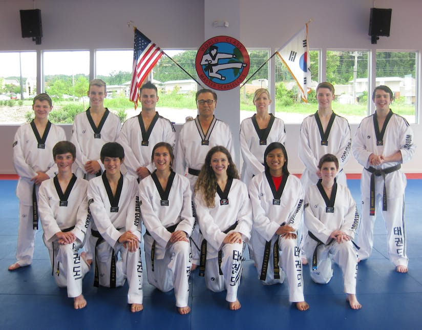 World Class Taekwondo Instructor Team in Birmingham - World Class Tae Kwon Do