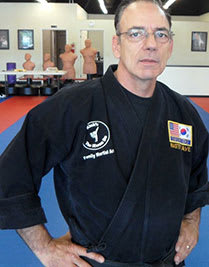 David Tomasulo in Manteca - Kicks Self Defense & Fitness
