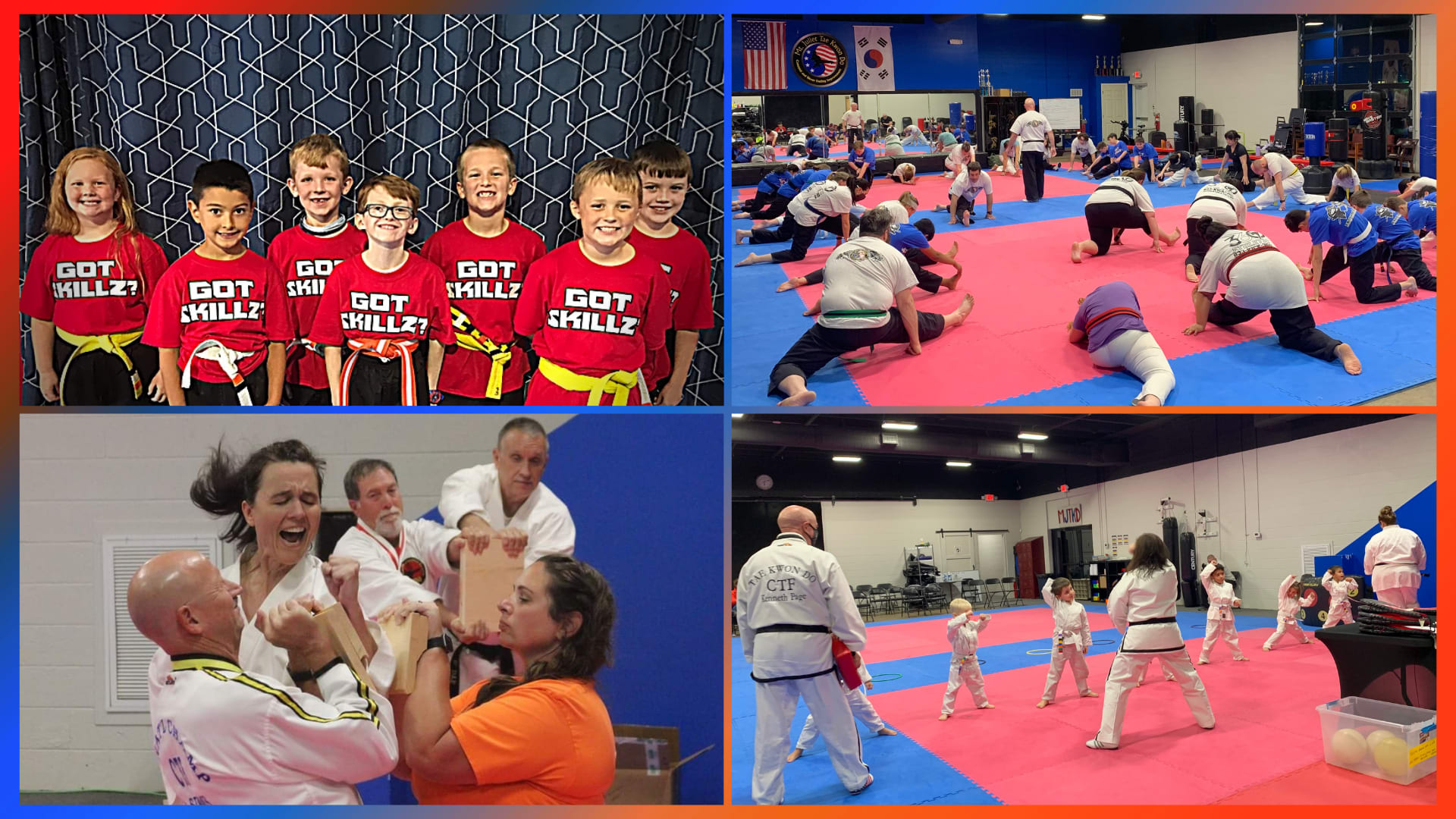 <style> h1 {   text-shadow: 2px 2px 8px #1e2a55; } </style>Mt. Juliet's #1 Martial Arts Training Center And The Best After School and Camp Programs