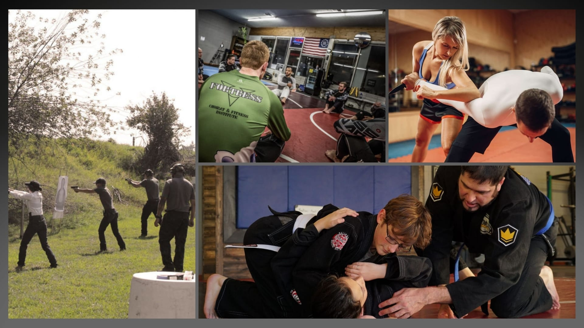 <style> h1 {   text-shadow: 2px 2px 8px #1e2a55; } </style>Premier Self Defense and Martial Arts Training in Bozeman