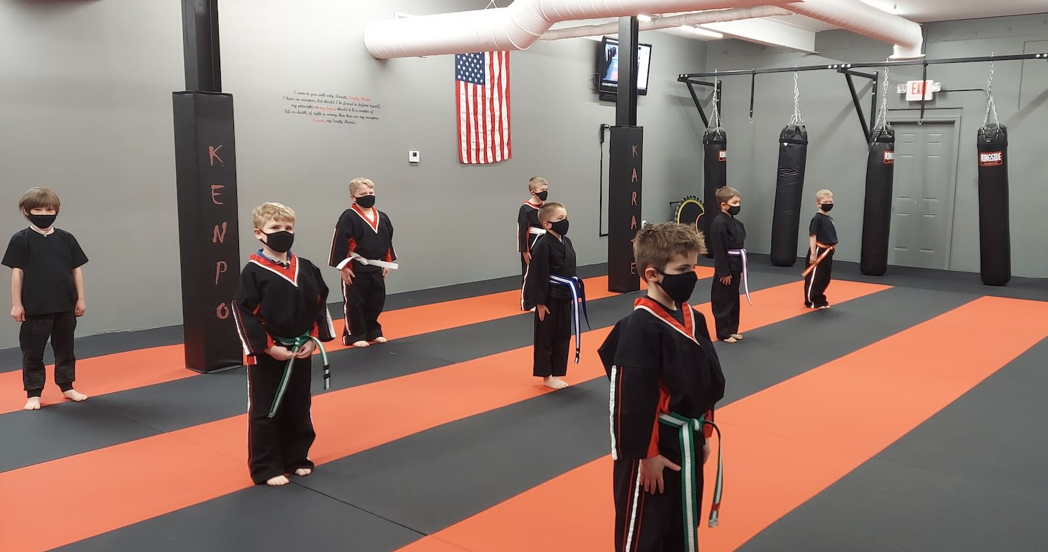 <style> h1 {   text-shadow: 2px 2px 8px #1e2a55; } </style>Tonawanda's Source for Premier Martial Arts Training