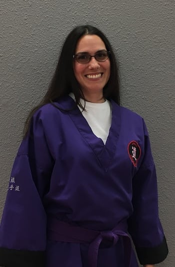 Mrs. Tina Rice in Juneau - Juneau Karate Academy
