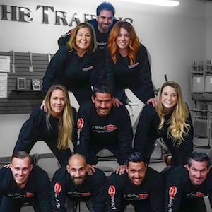 The Team in Costa Mesa - The Training Spot