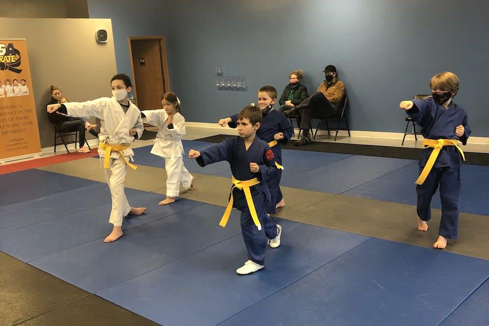 Kids Martial Arts near Fort Atkinson
