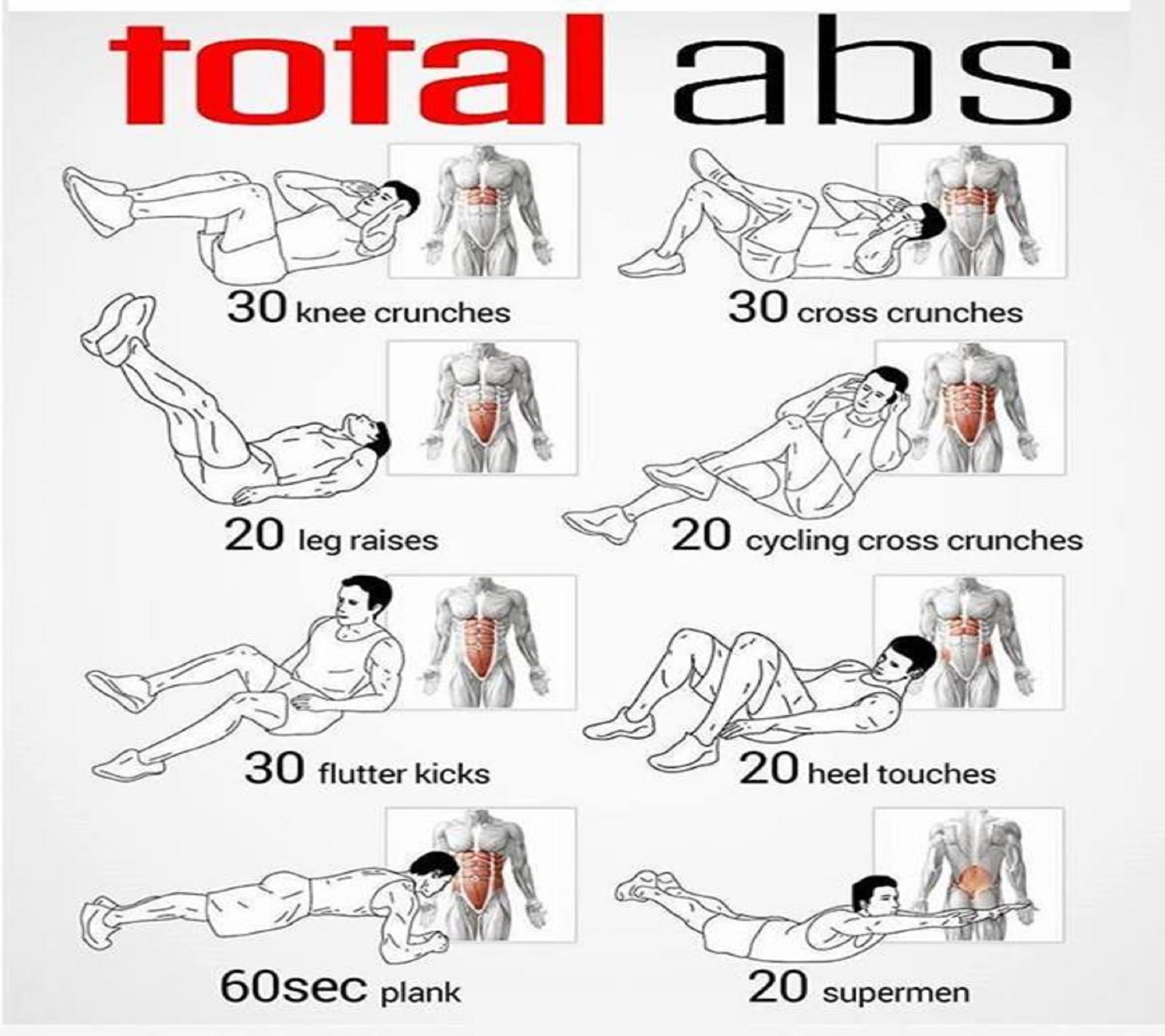 Ab Workout   WW NZ