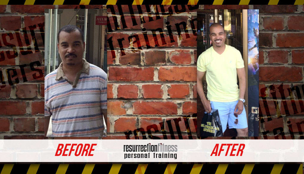 Chris, Resurrection Fitness Testimonials