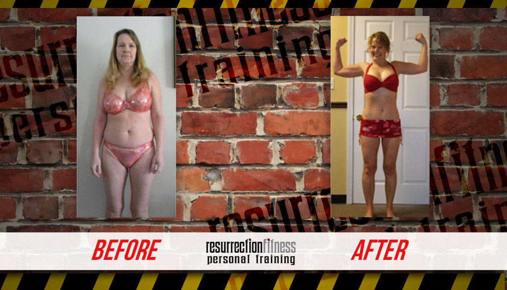 Kim, Resurrection Fitness Testimonials