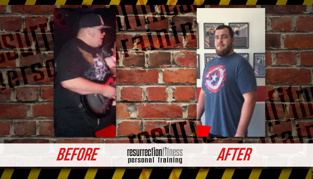 Mike, Resurrection Fitness Testimonials