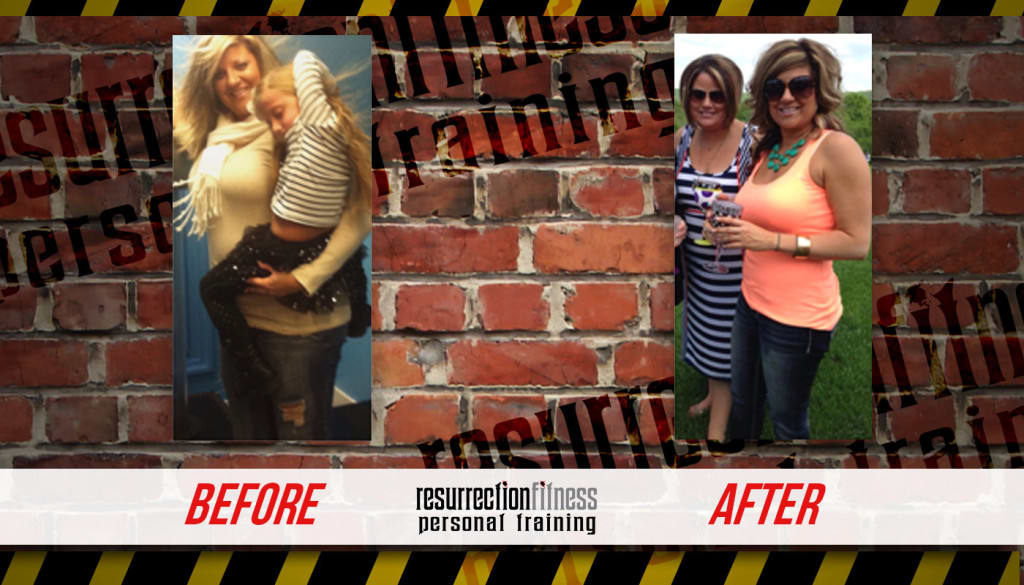 Nancy, Resurrection Fitness Testimonials