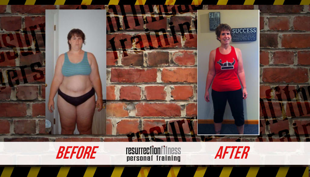 Shanna, Resurrection Fitness Testimonials