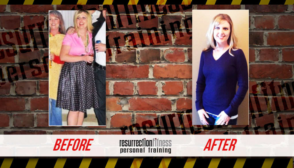 Tamara, Resurrection Fitness Testimonials