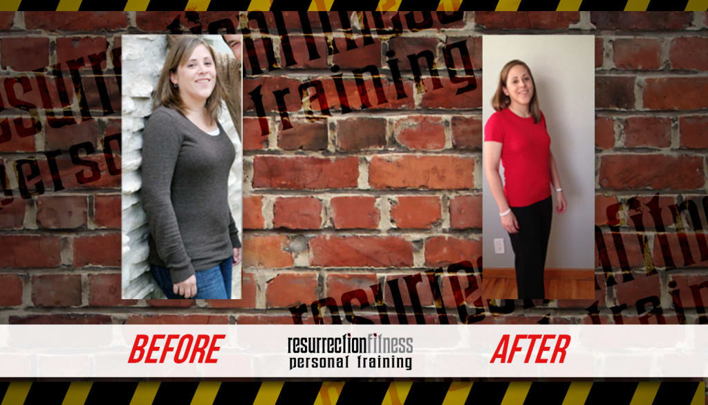 Tracy, Resurrection Fitness Testimonials
