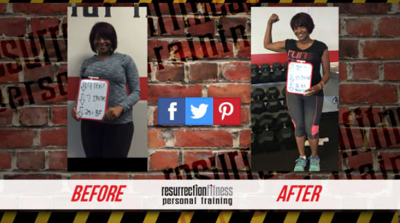 Elaine, Resurrection Fitness Testimonials