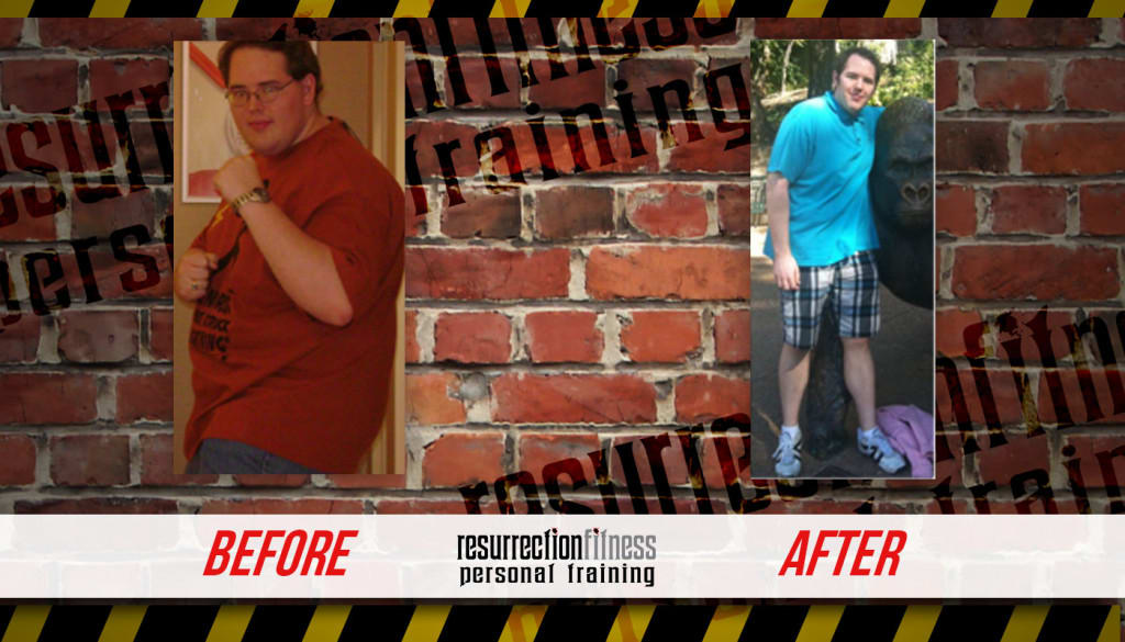 Nathan, Resurrection Fitness Testimonials