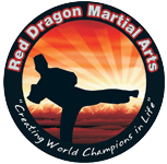 Red Dragon Martial Arts Logo