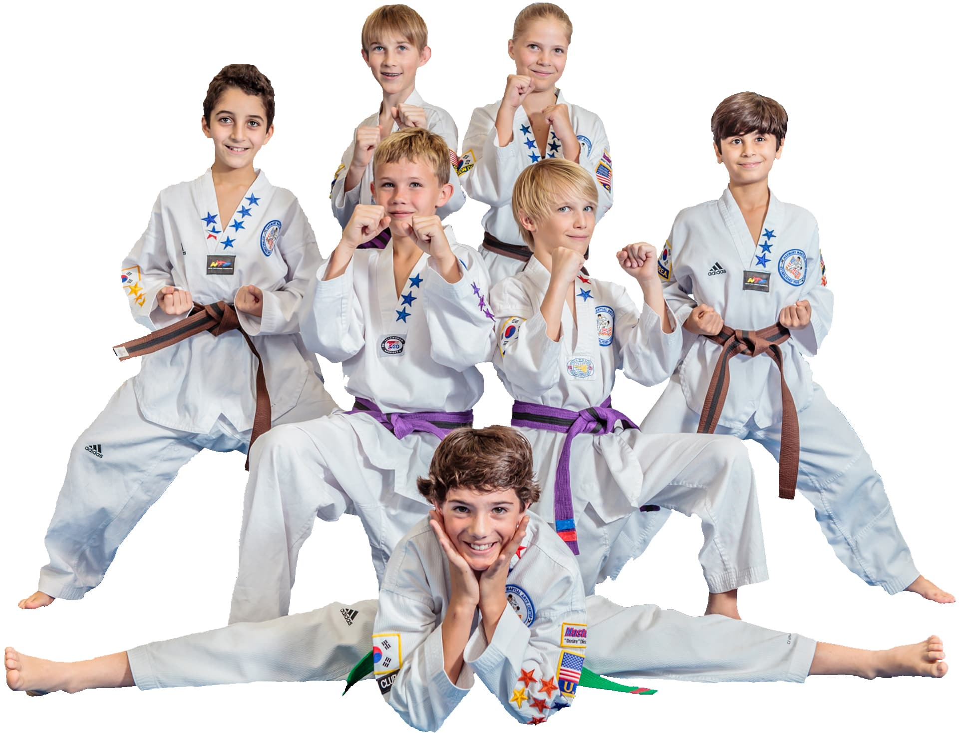 Children's Summer Camp 2018 in Jupiter - Harmony Martial Arts Center