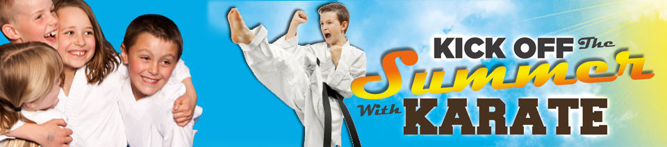 8 Week Summer Special!  in Ottawa - Bergeron Martial Arts