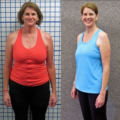 Kim F., Mint Condition Fitness Testimonials