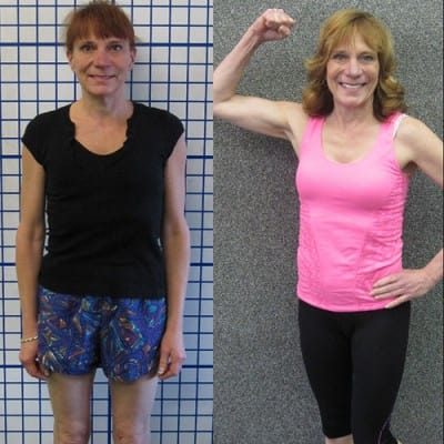 Mary, Mint Condition Fitness Testimonials