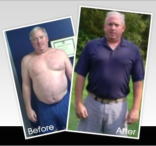 Steve Casagrande - Danvers | Lost 31 lbs of Fat | Gained 7 lbs of Muscle in 8 Weeks, Spectrum Fitness Consulting Testimonials
