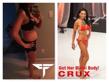 Jennifer Nguyen, Crux Fitness Testimonials