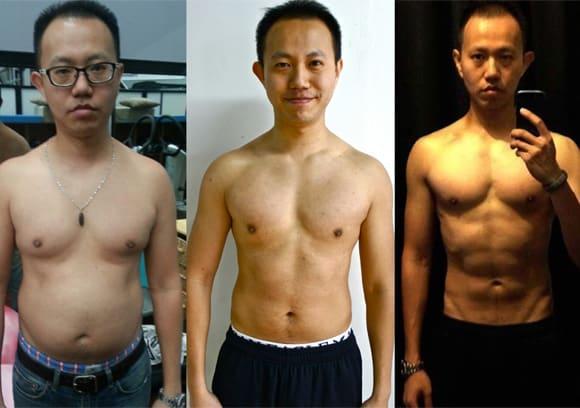 Ming Yen Lin, Crux Fitness Testimonials