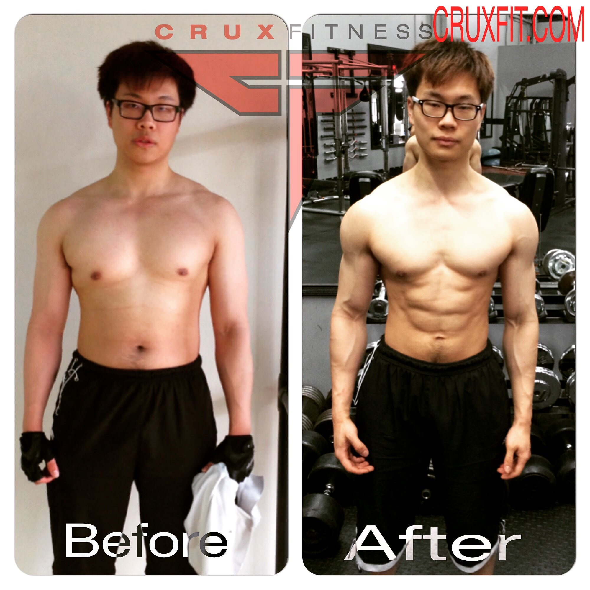 Jacky, Crux Fitness Testimonials