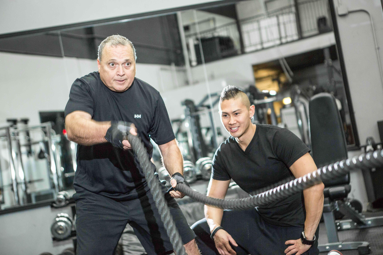 Ken, Crux Fitness Testimonials