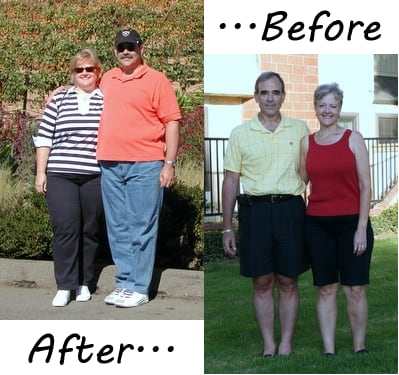 Together Pete and Brenda Lost Over 200 Pounds!, Custom Bodies Fitness Testimonials