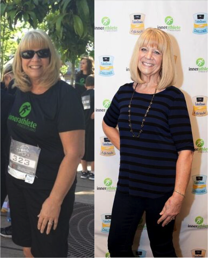 Patty Dinwiddie, Inner Athlete Fitness Studio Testimonials