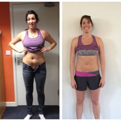 Stephanie Niehaus - 33, Full Time Mummy, rb5 Personal Training Testimonials