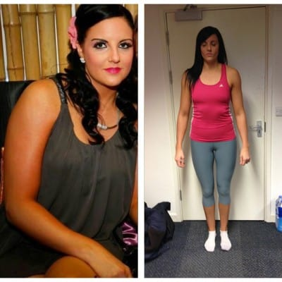 Hannah - 29, Primary School Teacher, rb5 Personal Training Testimonials