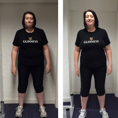 Teresa Smith - 37, I.T Specialist, rb5 Personal Training Testimonials