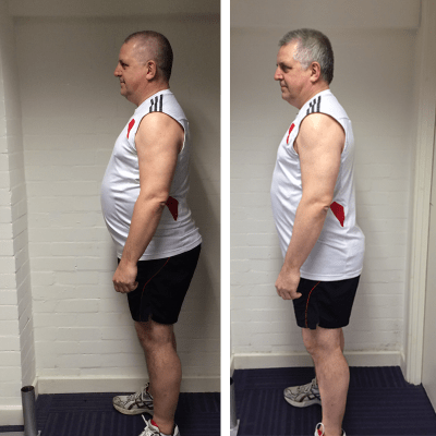 Kevin Smith - 52, Bank Business Manager, rb5 Personal Training Testimonials