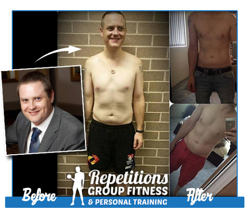 Craig Batchelor, 32, Quakers Hill, Repetitions Testimonials