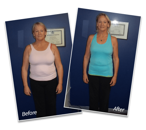 "Sarah Prescott - Loss of 30 lbs | 6"" Lost Off Waist 