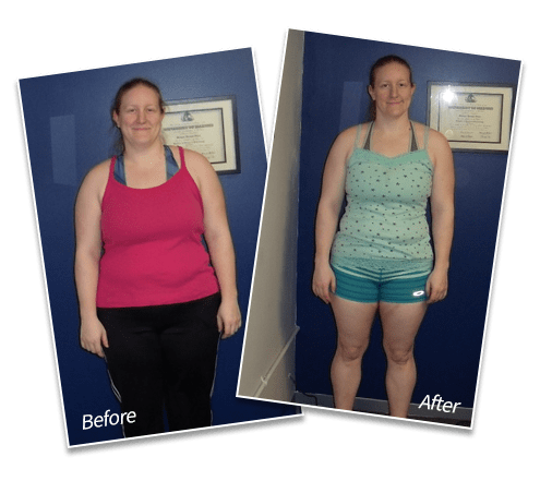 "Crystal Clark - Loss of 44 lbs | 5"" Lost Off Waist 
