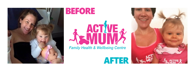 Katrina Webster, Active Mum Testimonials