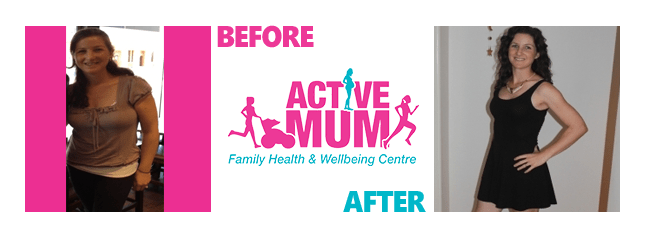 Cherry Fratto, Active Mum Testimonials
