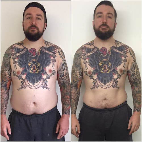 John Hammerton - 35, Construction and Property, rb5 Personal Training Testimonials