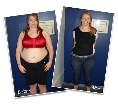 "Jackie Millette - Lost 70 lbs | 17% Body Fat Lost | 11"" Lost Off Waist , Spectrum Fitness Consulting Testimonials"