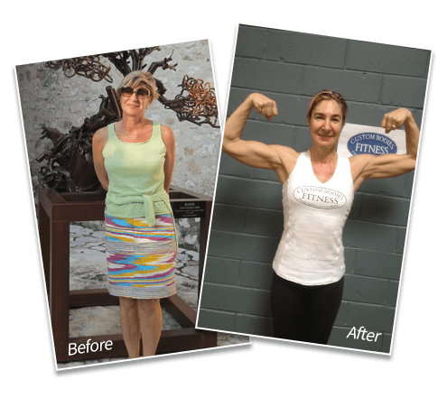 Antonia (Satisfied Member), Custom Bodies Fitness Testimonials
