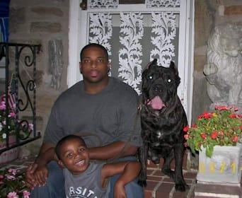 Cameron Jones, Bodyguard Cane Corso Testimonials