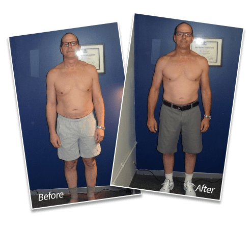 "Chris Rose - Lost 15 lbs of fat | Lost 5.3 % body fat | Lost 3"" off waist, Spectrum Fitness Consulting Testimonials"