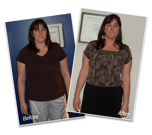 "Amy Pasquarelli - Lost 30 lbs of fat | Lost 9% body fat | Lost 8"" off waist, Spectrum Fitness Consulting Testimonials"